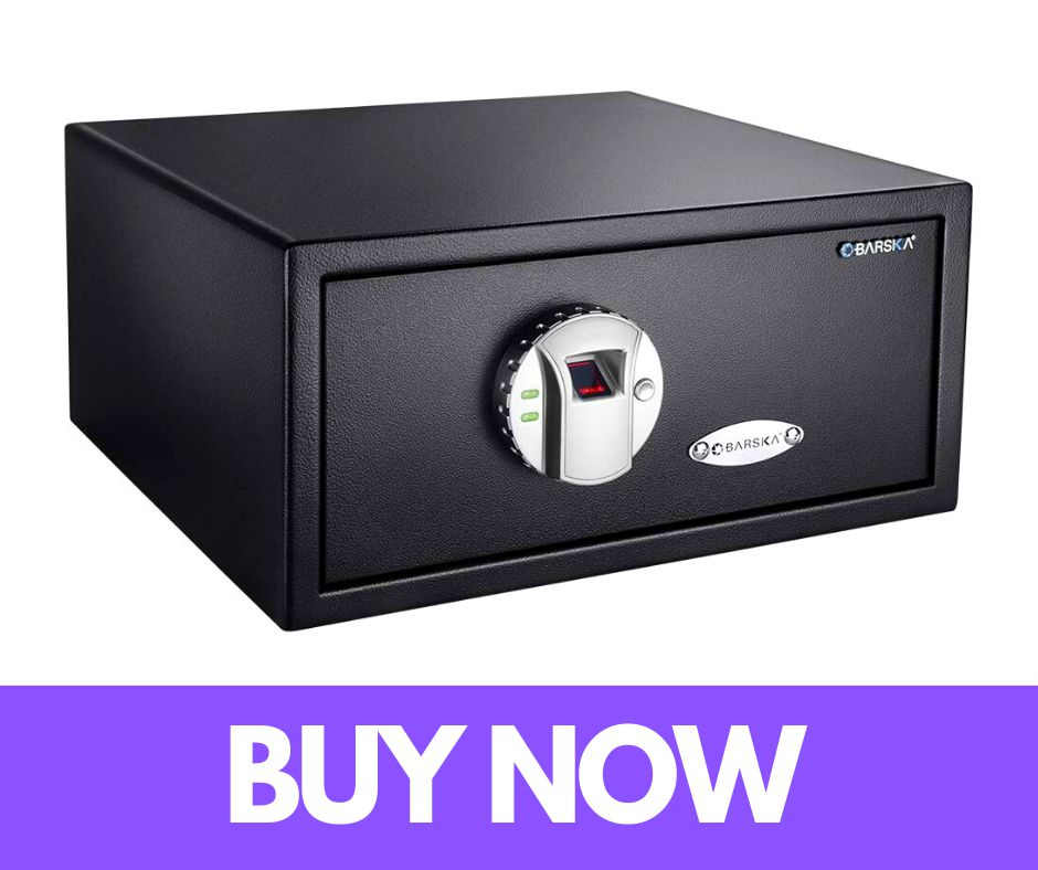 Barska Biometric Safe Amazon