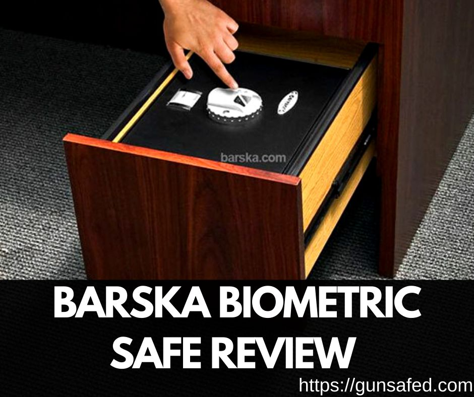 Barska Biometric Safe Review Amazon