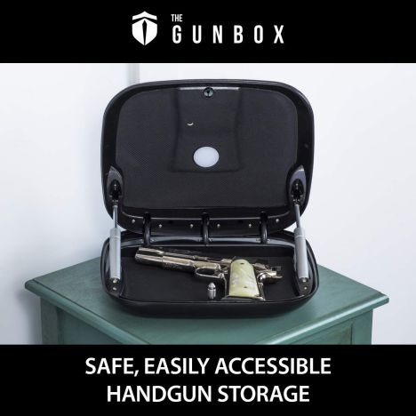 GunBox 2.0 Gun Safe Review