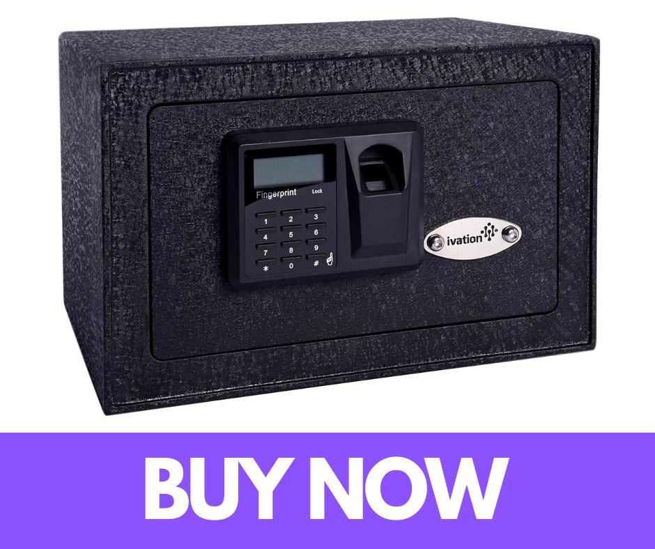Ivation Biometric Safe