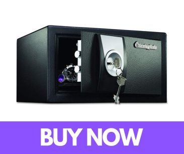 SentrySafe Security Safe Review
