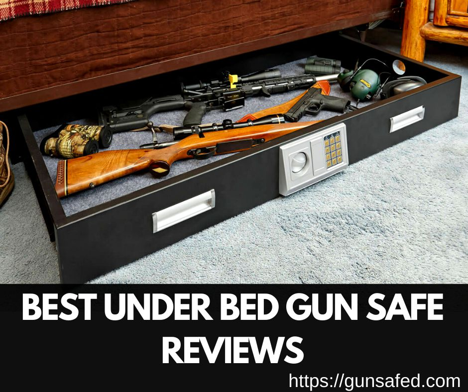 Under Bed Gun Safe