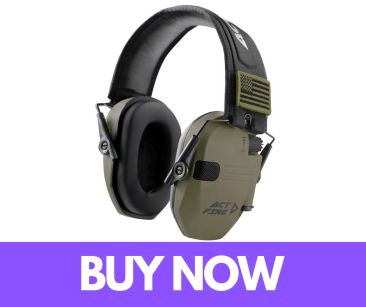 ACTFIRE Electronic Shooting Ear Protection
