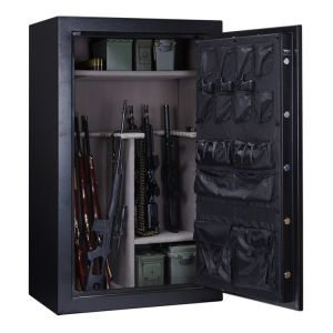 Fireproof Gun Safe Placed in House