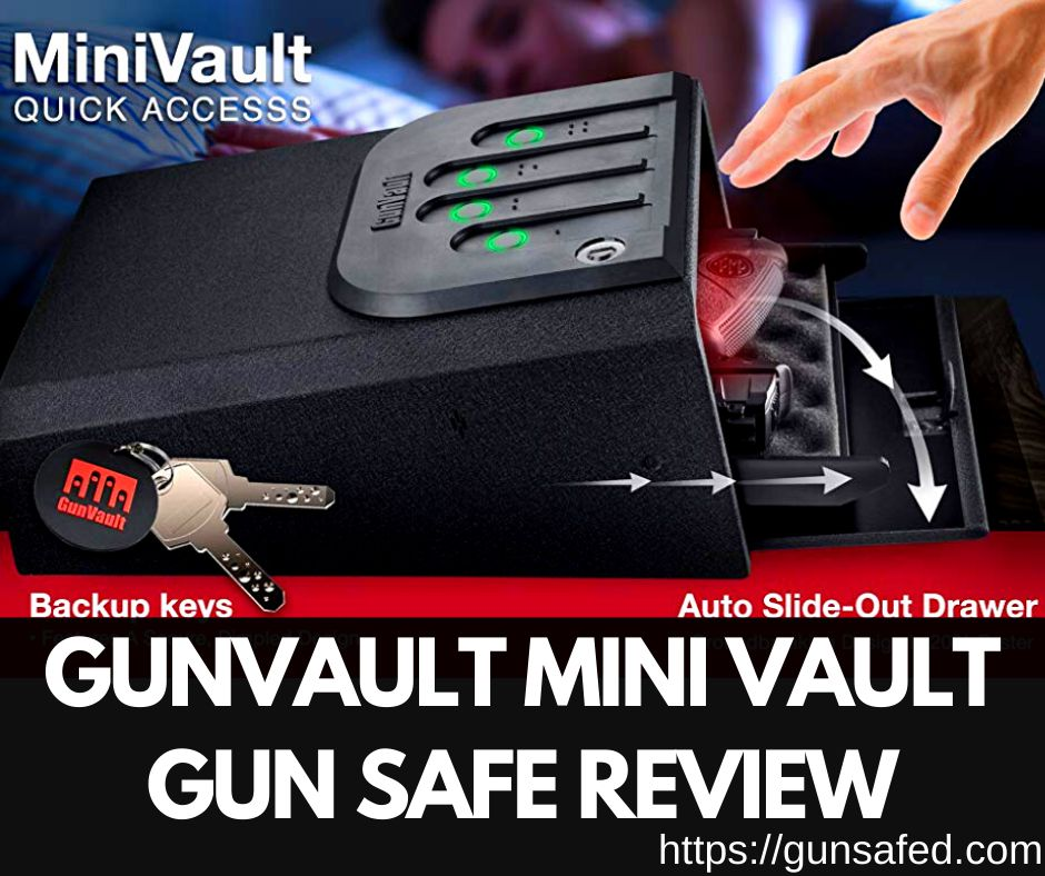 Gunvault Mini Vault GV1050-19 Deluxe Gun Safe Review