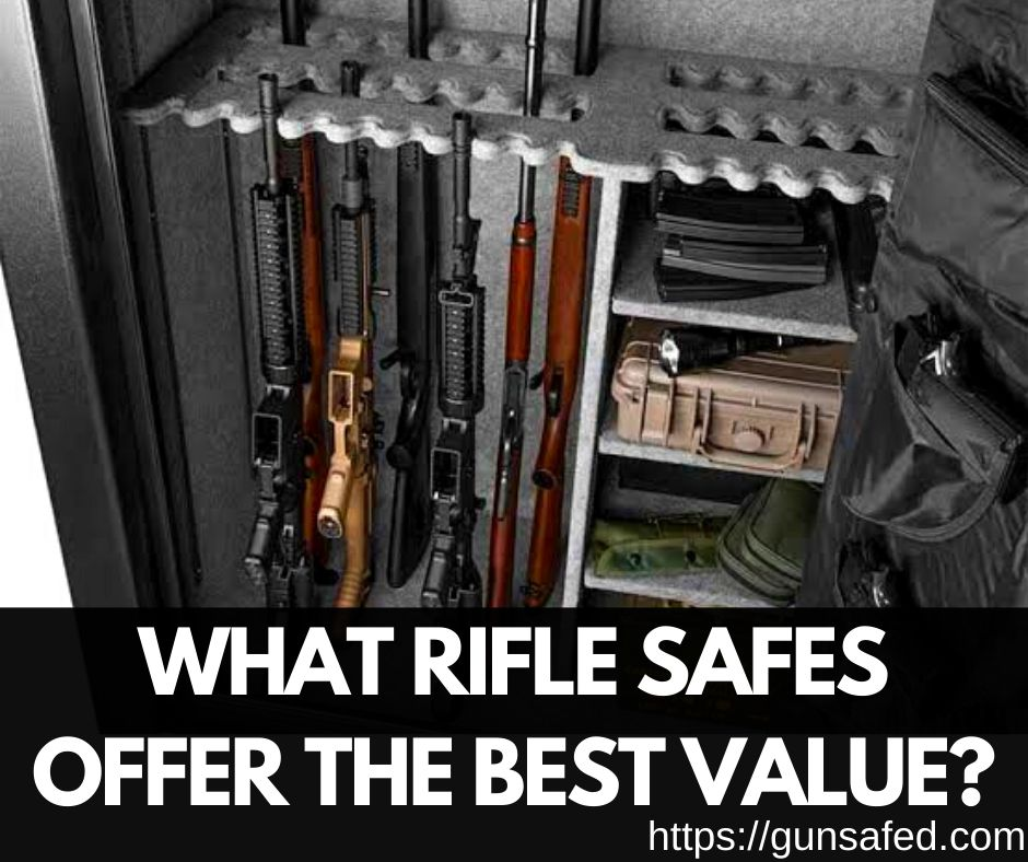 Long Gun Safe Reviews