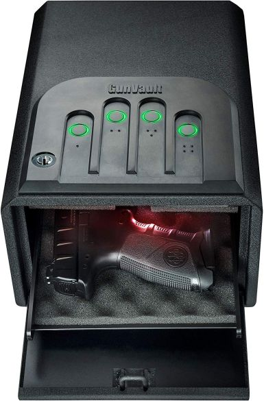 Mini Vault Biometric Gun Safe