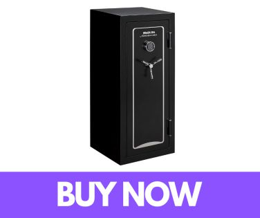 Stack-On A-24-MB-E-S Armorguard 24-Gun Safe Review