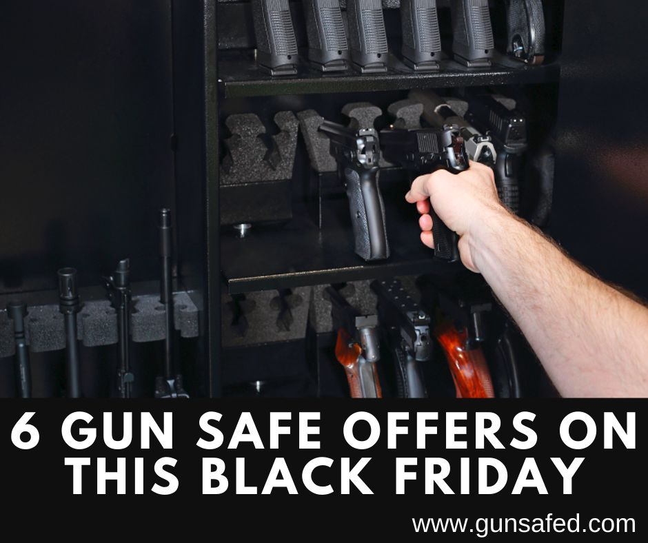 Gun Safe Offers on this Black Friday