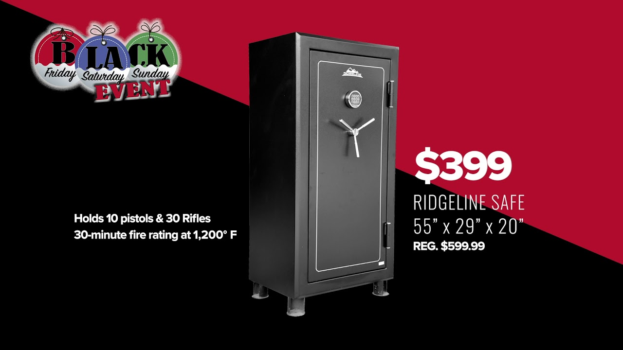Ridgeline Gun Safe Buy
